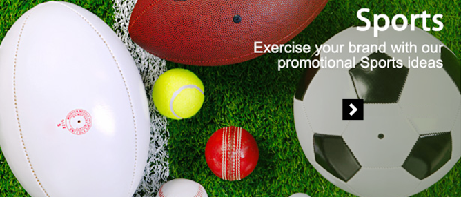 Promotional Sports Ideas